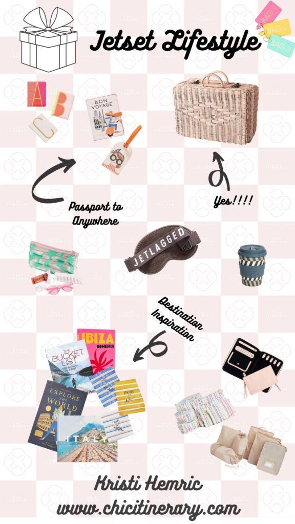 Jetset Lifestyle Gift Guide for Holiday 2020 from Kristi Hemric (Instagram: @khemric)